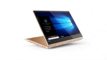 """Лаптоп LENOVO YG920-13IKB/ 80Y7005FBM, i7-8550U, 13.9"""", 8GB, 512GB SSD, Windows 10"""