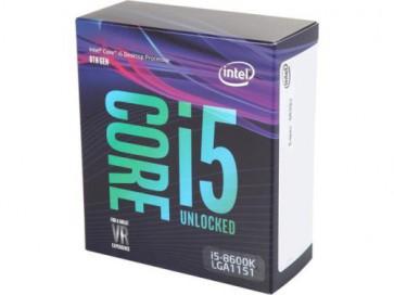 Процесор Intel Core i5-8600K, 3.6GHZ, 9MB, BOX 1151