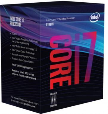 Процесор Intel Core I7-8700 / 3.2GHZ/12MB/BOX1151