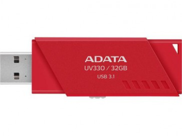 USB флаш памет ADATA UV330 32GB USB3.1 RED