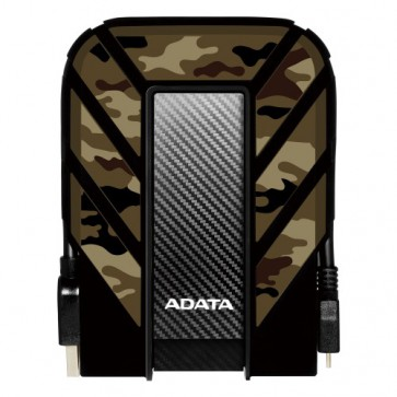 Външен диск ADATA 710M USB3.1 Camouflage 1TB