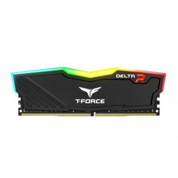 Памет TEAM DELTA R BLACK 16GB DDR4 2666MHz