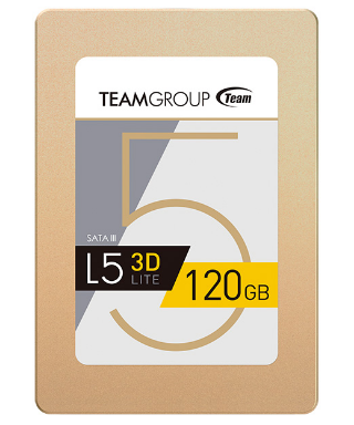 Диск TEAM SSD L5 2.5INCH 120GB