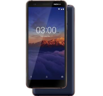 Смартфон NOKIA 3.1 SS BLUE