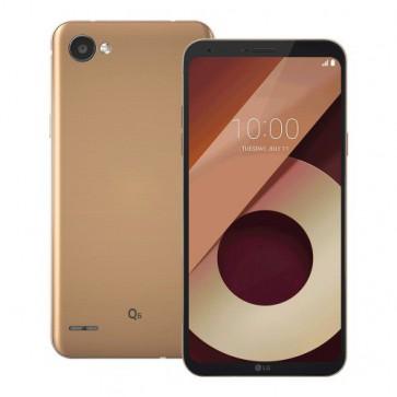 Смартфон LG Q6 BLACK/GOLD