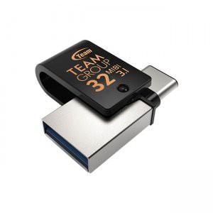 USB флаш памет 32GB USB3 TEAM M181 BLACK