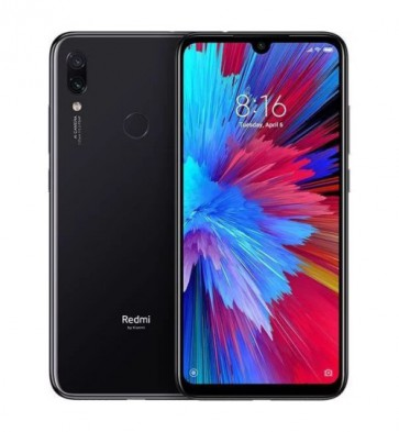 Смартфон XIAOMI REDMI NOTE 7 128G BLACK