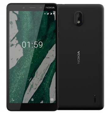Смартфон NOKIA 1 PLUS Dual SIM BLACK