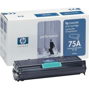 Консуматив HP 75A Black Toner Cartridge 3a Лазерен Принтер