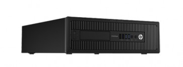 Десктоп компютър HP EliteDesk 800 G1 SFF, i5-4570, 4 GB, 500 GB, Win 7 Pro