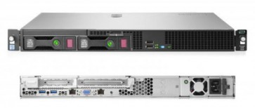 Сървър HPE ProLiant DL20 Gen9, E3-1230v5, 8GB-U, B140i, 2LFF, 2x1Gb, 290W PS