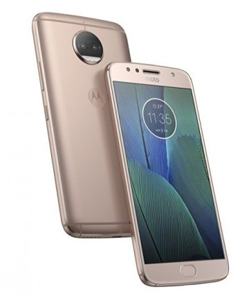 Смартфон MOTO G5S PLUS GOLD /PA6V0095RO