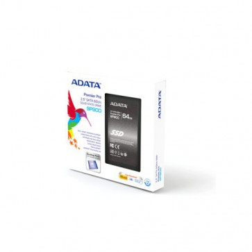 Диск A-DATA 64GB, SSD, Premier Pro SP900, SATA3