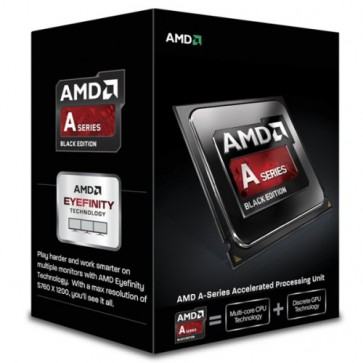 Процесор AMD A6-6400K X2 (1M Cache, up to 4.10 GHz)