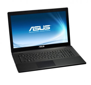 """Лаптоп ASUS X751LD-TY062D, i3-4010U, 17.3"""", 4GB, 1TB"""