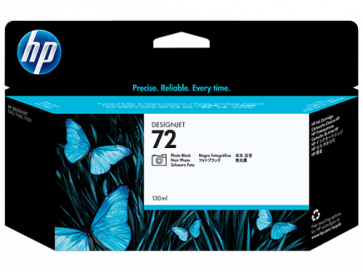 Консуматив HP 72 130-ml Photo Black Ink Cartridge за плотер