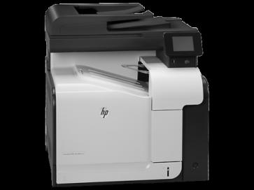 Многофункционален лазерен принтер  HP LaserJet Pro 500 color MFP M570dw