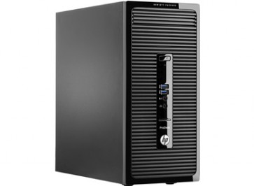 Десктоп компютър HP ProDesk 490 G2 Microtower,  i5-4590, 4GB, 1TB, Win 7 Pro 64