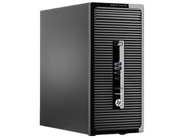 Десктоп компютър HP ProDesk 400 G2 Microtower PC, i5-4590S, 4GB, 500GB