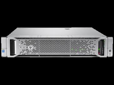 Сървър HPE ProLiant DL380 Gen9, E5-2630v3, 2x16GB, 2x300GB 6G SAS 15K, P440ar/2G, DVD-RW, 4x1Gb, 1x500W