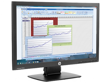Монитор HP ProDisplay P222va 21.5-inch Monitor