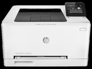 Лазерен принтер HP Color LaserJet Pro M252dw