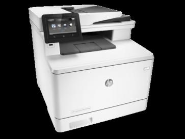 Многофункционален лазерен принтер HP Color LaserJet Pro MFP M477fdn