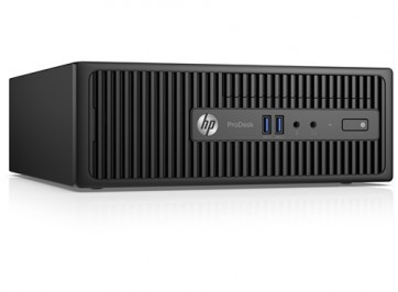 Десктоп компютър HP ProDesk 400 G3 Small Form Factor PC, i7-6700, 4GB, 128GB, Win7 Pro64