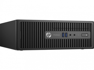 Десктоп компютър HP ProDesk 400 G3 Small Form Factor PC, i5-6500, 4GB, 256GB, Win10 Pro 64