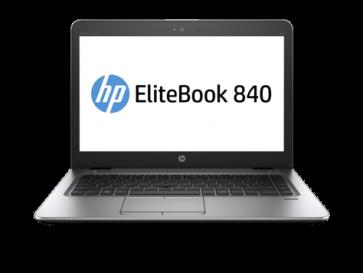 "Лаптоп HP EliteBook 840 G3 Notebook PC, i5-6300U, 14"", 4GB, 256GB, Win7"
