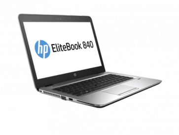 "Лаптоп HP EliteBook 840 G3 Notebook PC, i5-6200U, 14"", 4GB, 500GB, Win 7 Pro 64"