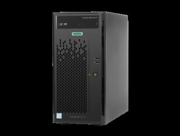 Сървър HPE ProLiant ML10 Gen9 E3-1225v5, 1x8GB, 2x1TB 6G SATA 7.2k LFF, 1Gb Emb, 300W