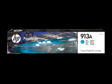 Консуматив HP 913A Cyan Original PageWide Cartridge