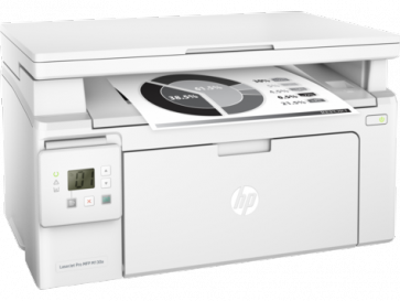 Многофункционален лазерен принтер HP LaserJet Pro MFP M130a