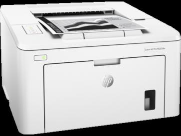Лазерен принтер HP LaserJet Pro M203dw Printer