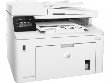 Многофункционален лазерен принтер HP LaserJet Pro MFP M227fdw