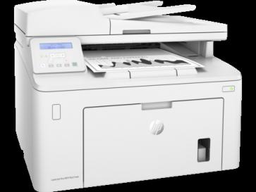 Многофункционален лазерен принтер HP LaserJet Pro MFP M227sdn