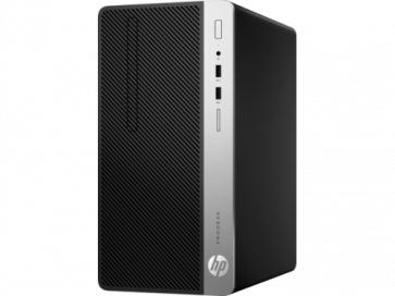 Работна станция HP ProDesk 400 G4 Microtower, i7-7700, 4GB, 1TB
