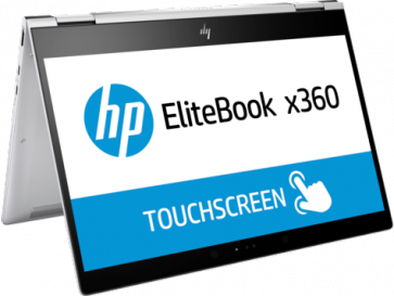 "Лаптоп HP EliteBook x360 1020 G2, i7-7600U, 12.5"", 8GB, 256GB, Windows 10 Pro 64"