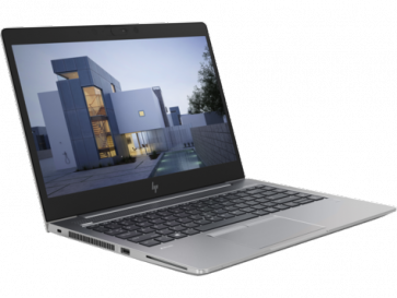 "Лаптоп HP ZBook 14u G5 Mobile Workstation, i7-8550U, 14"", 16GB, 256GB, Windows 10 Pro 64"