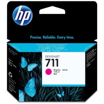 Консуматив HP 711 29-ml Magenta Ink Cartridge за плотер
