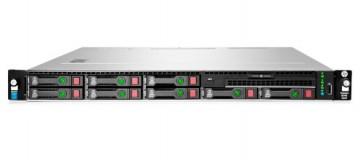 Сървър HPE ProLiant DL360 Gen9, E5-2620v4, 1x16GB, 2x300 SAS 12G, P440ar/2G, 1x500W SRV