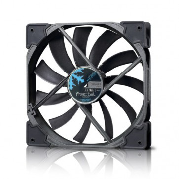 Вентилатор Fractal Design Venturi HF-14 140mm Black