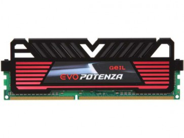 Памет GEIL EVO POTENZA 4GB, DDR3, 1333 MHz