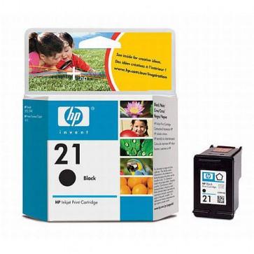 Консуматив  HP 21 Black Original Ink Cartridge за мастиленоструен принтер
