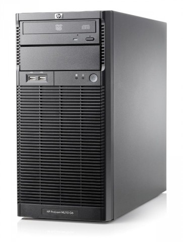 Сървър HP ProLiant ML110G6 G6950 2GB 1x250GB SATA DVD 300W