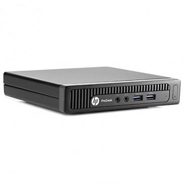 Десктоп компютър HP 600PD DM, i3-4330T, 4GB, 500GB, Win 8.1