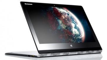 "Лаптоп Lenovo Yoga 3 Pro 13"" /80HE00WUBM/, M-5Y71, 13.3"", 8GB, 256GB, Win 8.1"