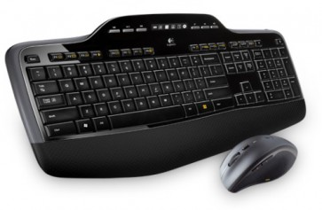 Клавиатура Logitech Wireless Desktop MK710