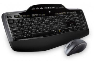 Клавиатура Logitech Wireless Desktop MK710